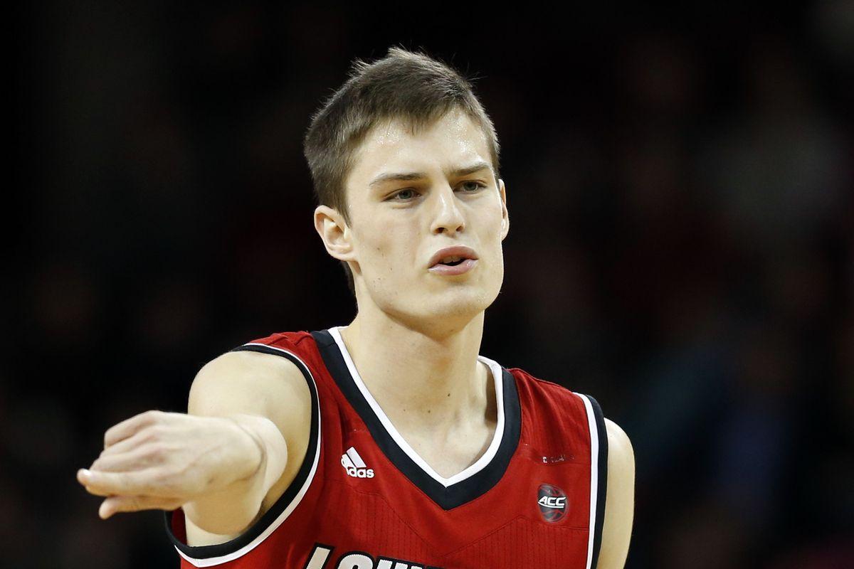 NCAA Basketball: Louisville at Boston College