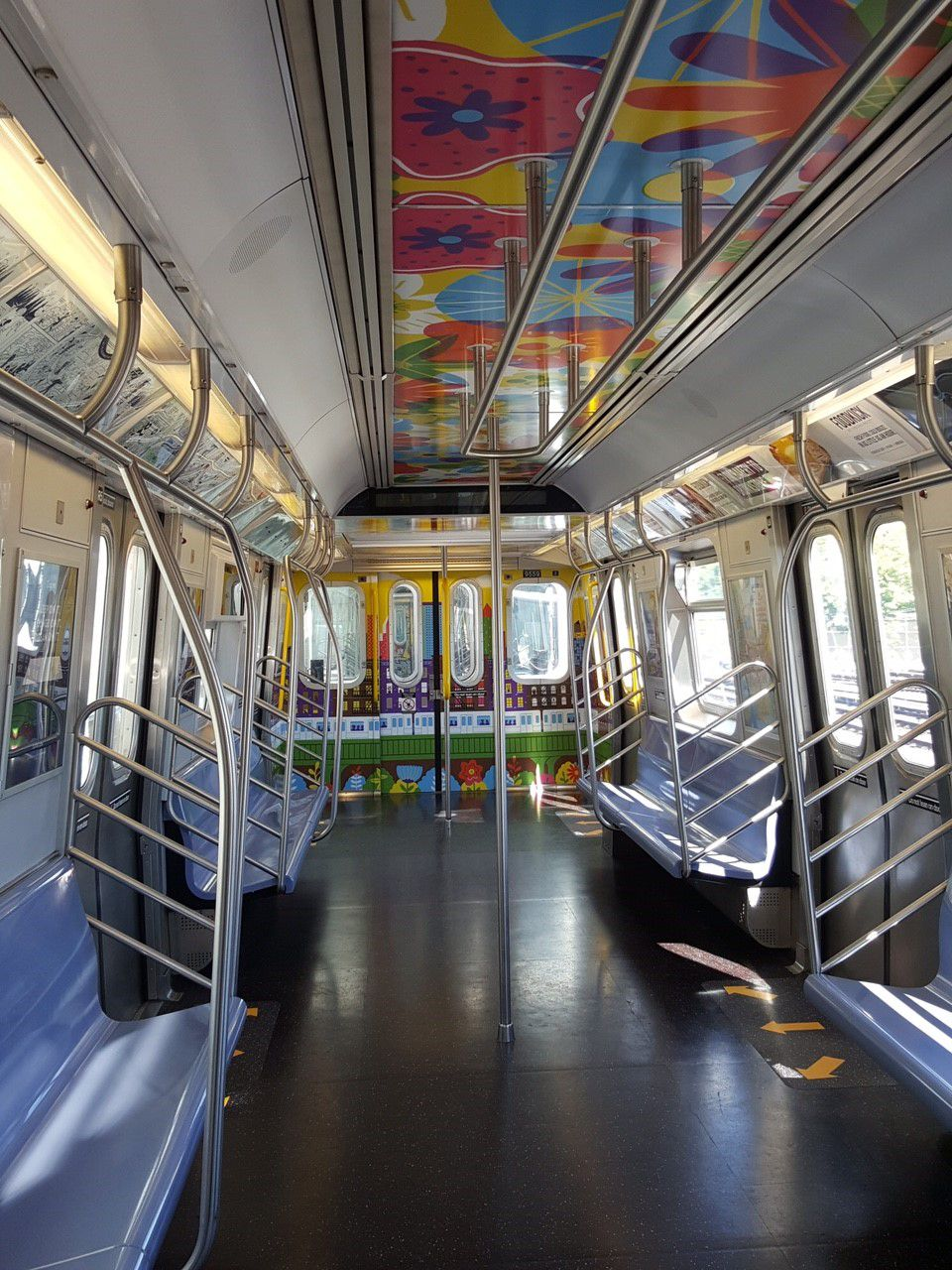 Behold the MTA's new congestion-easing E train - Curbed NY