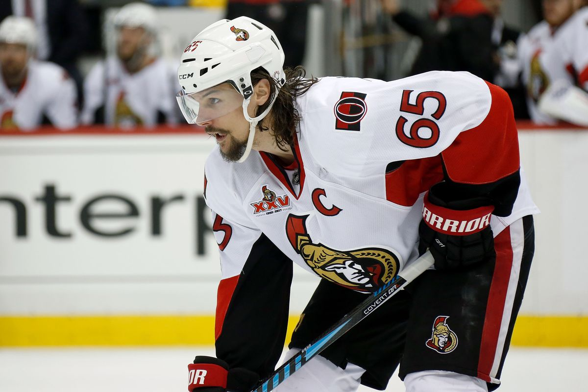 online store d5e0b ac9d8 Erik Karlsson recovery time is not a cause for concern ...