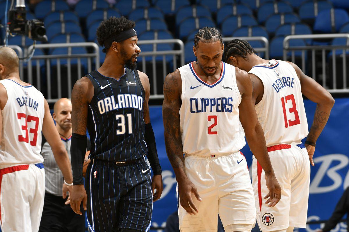 LA Clippers v Orlando Magic
