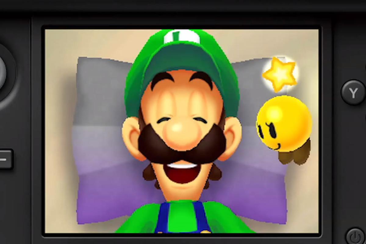 Mario Luigi Dream Team Announced Coming Summer 2013 To 3ds