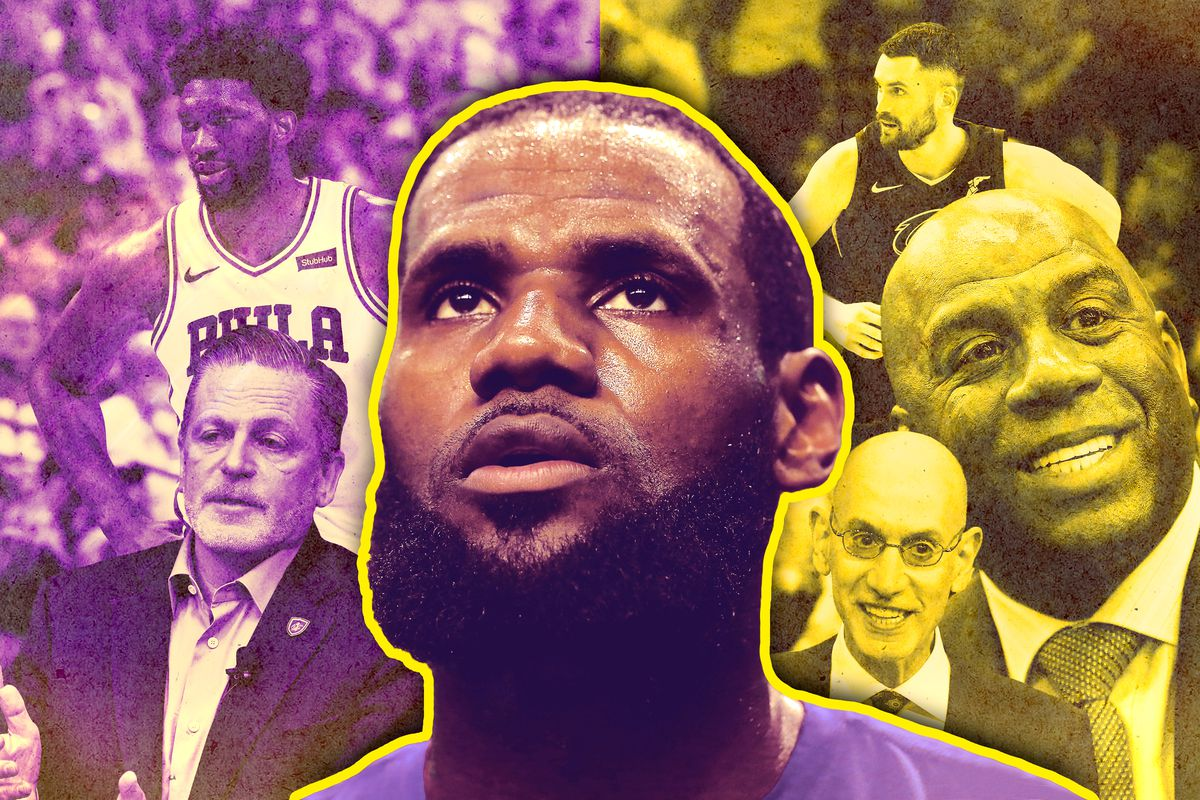 b27285543231 Winners and Losers of LeBron s Lakers Decision - The Ringer