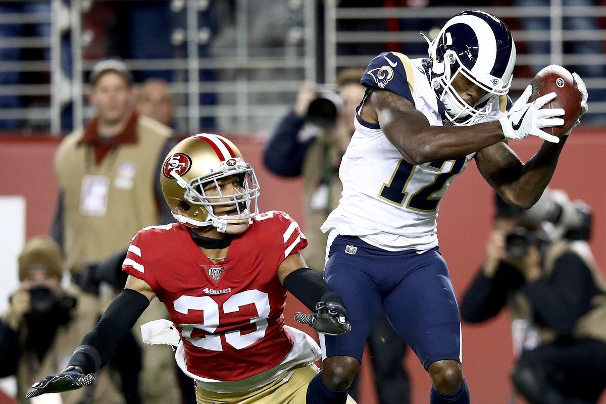 LA Rams @ San Francisco 49ers: High grades for hard fought loss