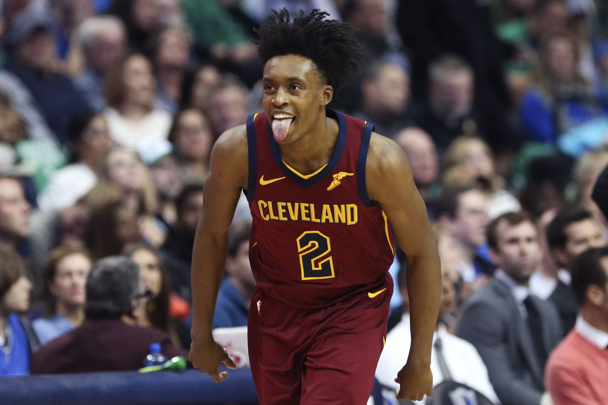 separation shoes aaec7 d3710 Collin Sexton ties franchise rookie record for consecutive ...