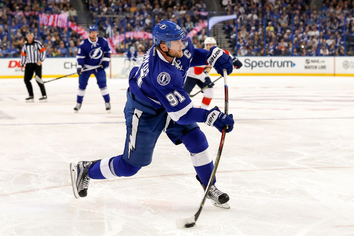 c20cdd08 Quick Strikes: Tampa Bay Lightning captain Steven Stamkos should be ready  for Training Camp
