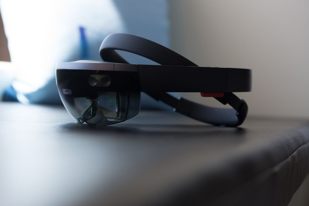 7bbf717aa903 Microsoft s HoloLens successor reportedly arriving in 2019 - The Verge
