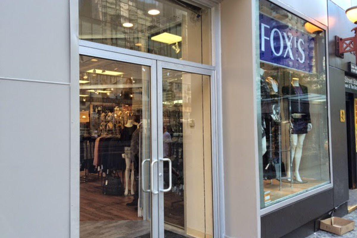 "Image via <a href=""http://madisonavespy.blogspot.com/2014/09/foxs-opens-on-east-86th-street.html"">Madison Avenue Spy</a>"