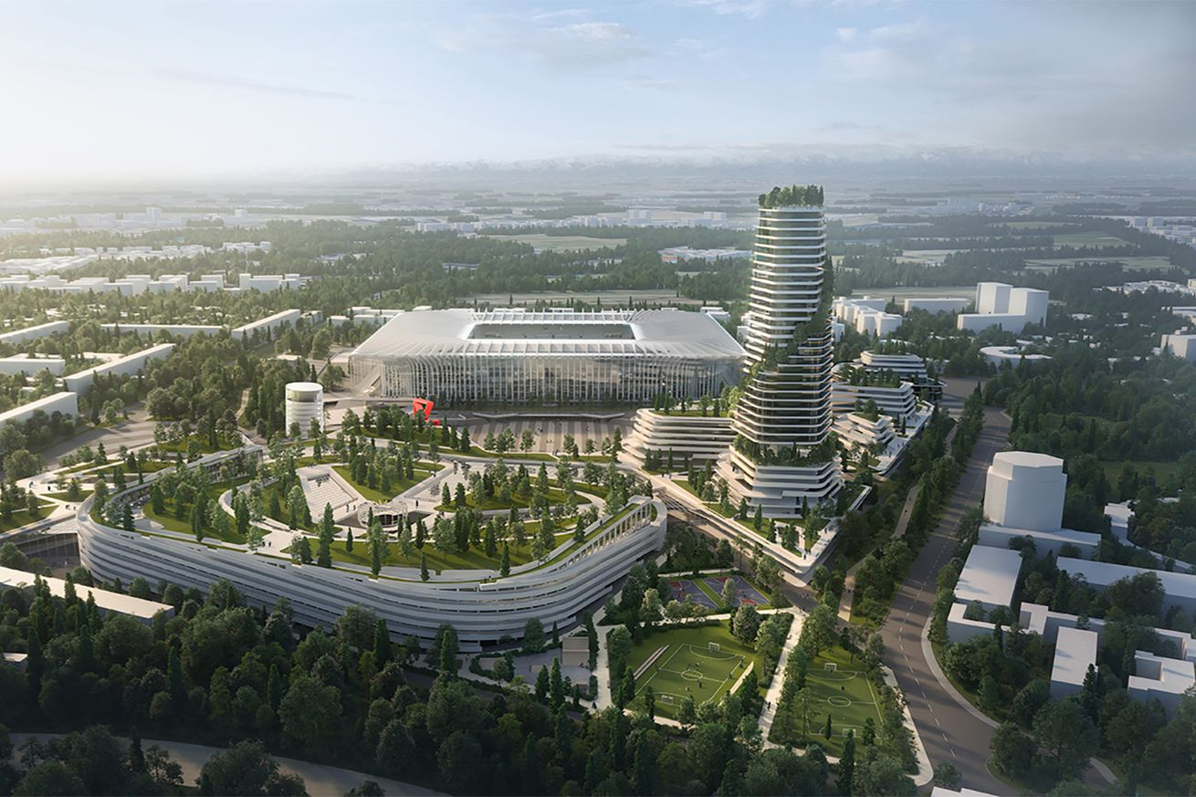 CEO of Populous Discusses AC Milan and Inter?s New Stadium Project