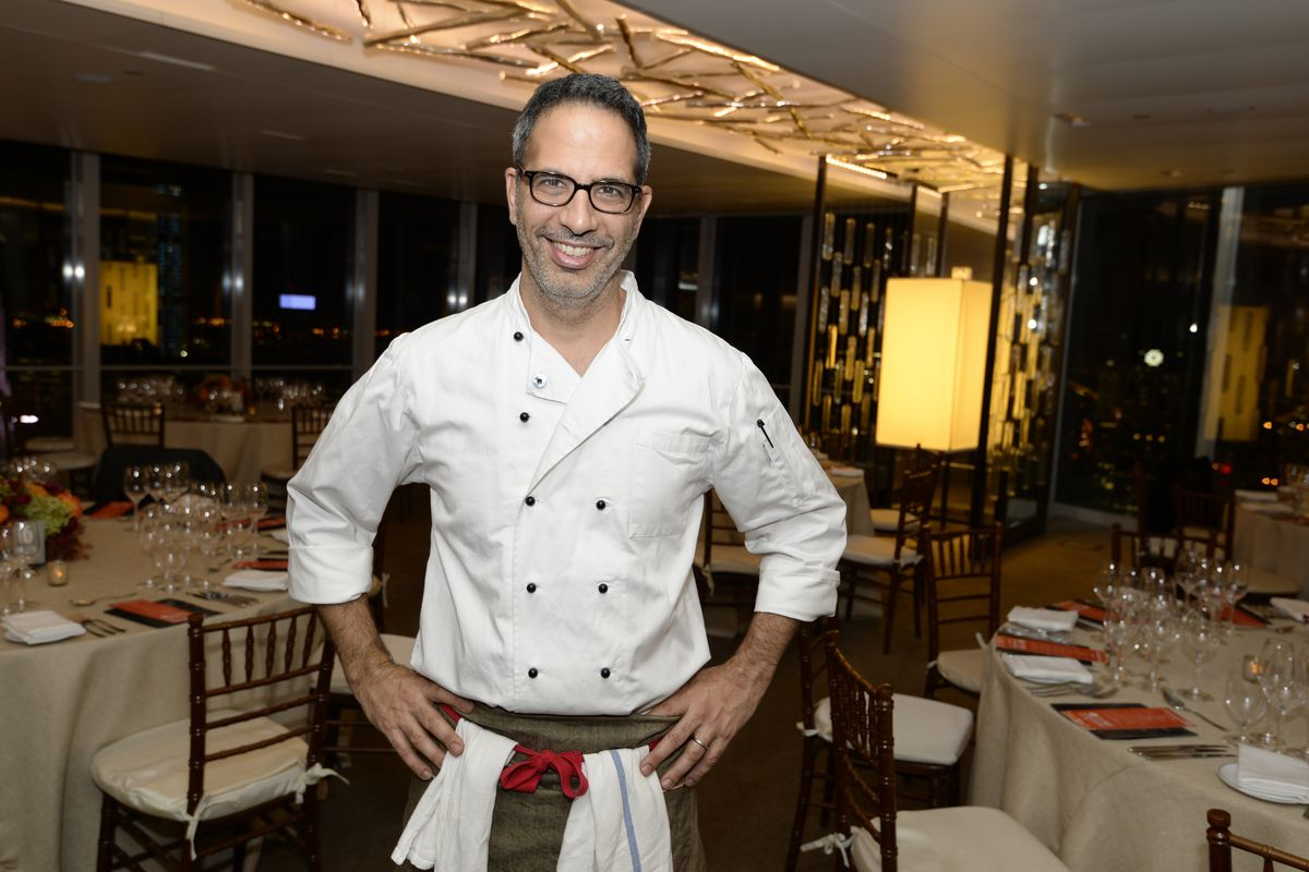 A Mediterranean Odyssey Hosted By Yotam Ottolenghi Part Of The Bank Of America Dinner Series - Food Network New York City Wine & Food Festival Presented By FOOD & WINE