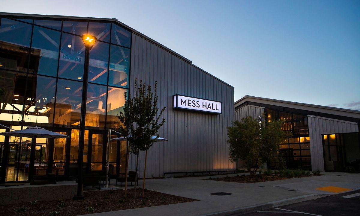 Mess Hall Market