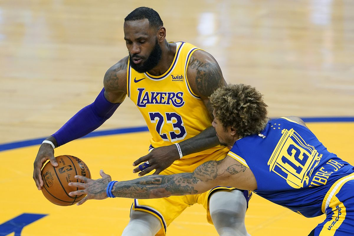 Warriors Vs Lakers Final Score Dubs Suffer Another Blowout Loss To L A Golden State Of Mind