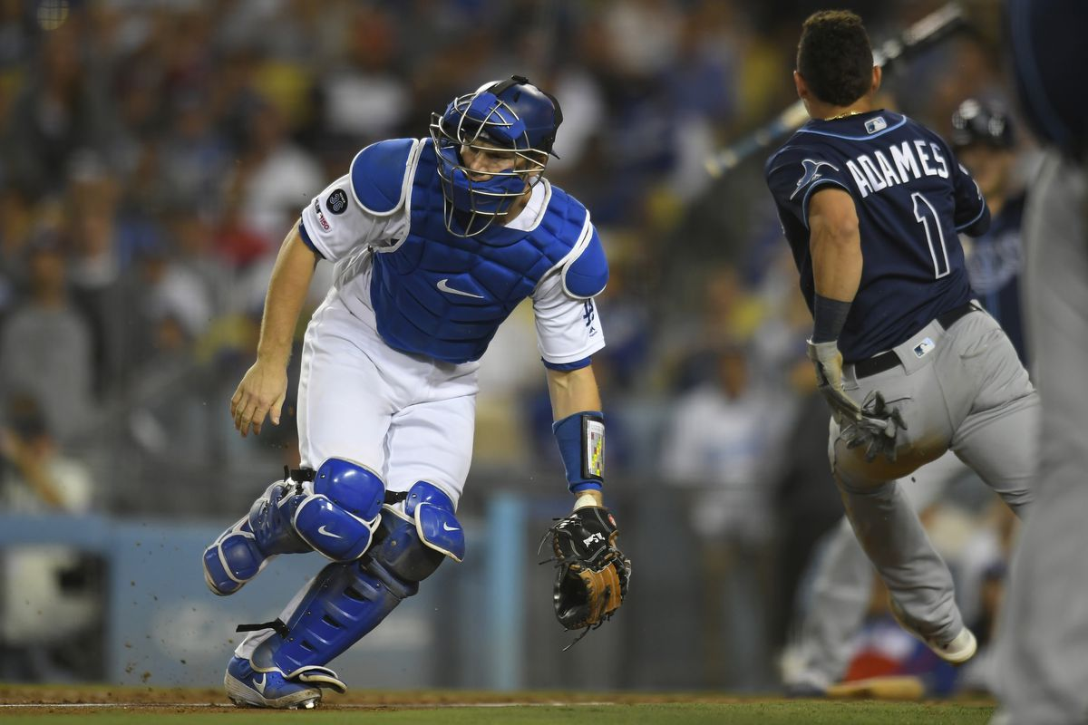 Tampa Bay Rays v Los Angeles Dodgers