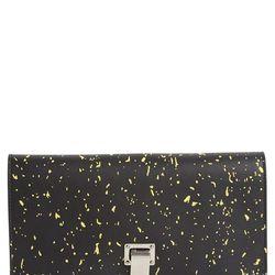 """Proenza Schouler clutch, <a href=""""http://www.lagarconne.com/store/item.htm?itemid=28142&sid=&pid=&utm_source=shopstyle&utm_medium=cpc&utm_campaign=shopstyle"""">$785</a> at La Garconne"""