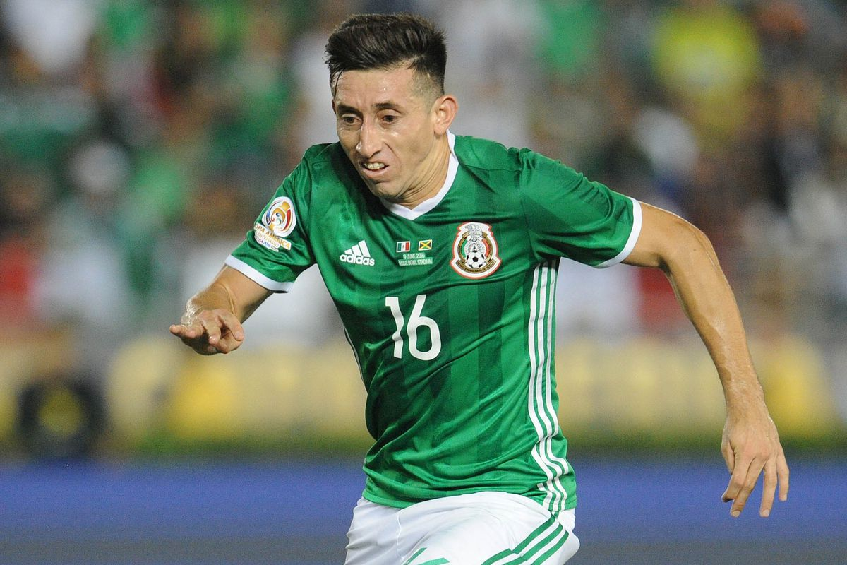 Napoli make €23 million offer to Porto for Hector Herrera The