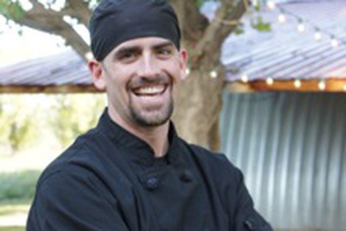 Chef Justin Goerich