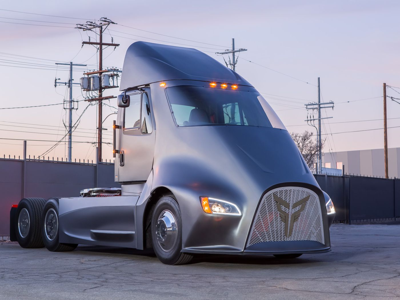 This electric truck startup thinks it can beat Tesla to