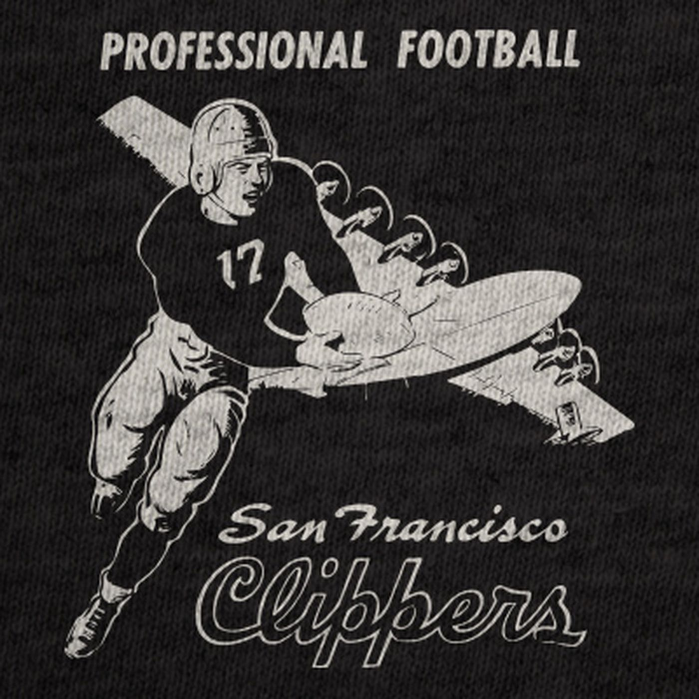 Los Angeles Dons vs.San Francisco 49ers Football Program,Nov 13 1949