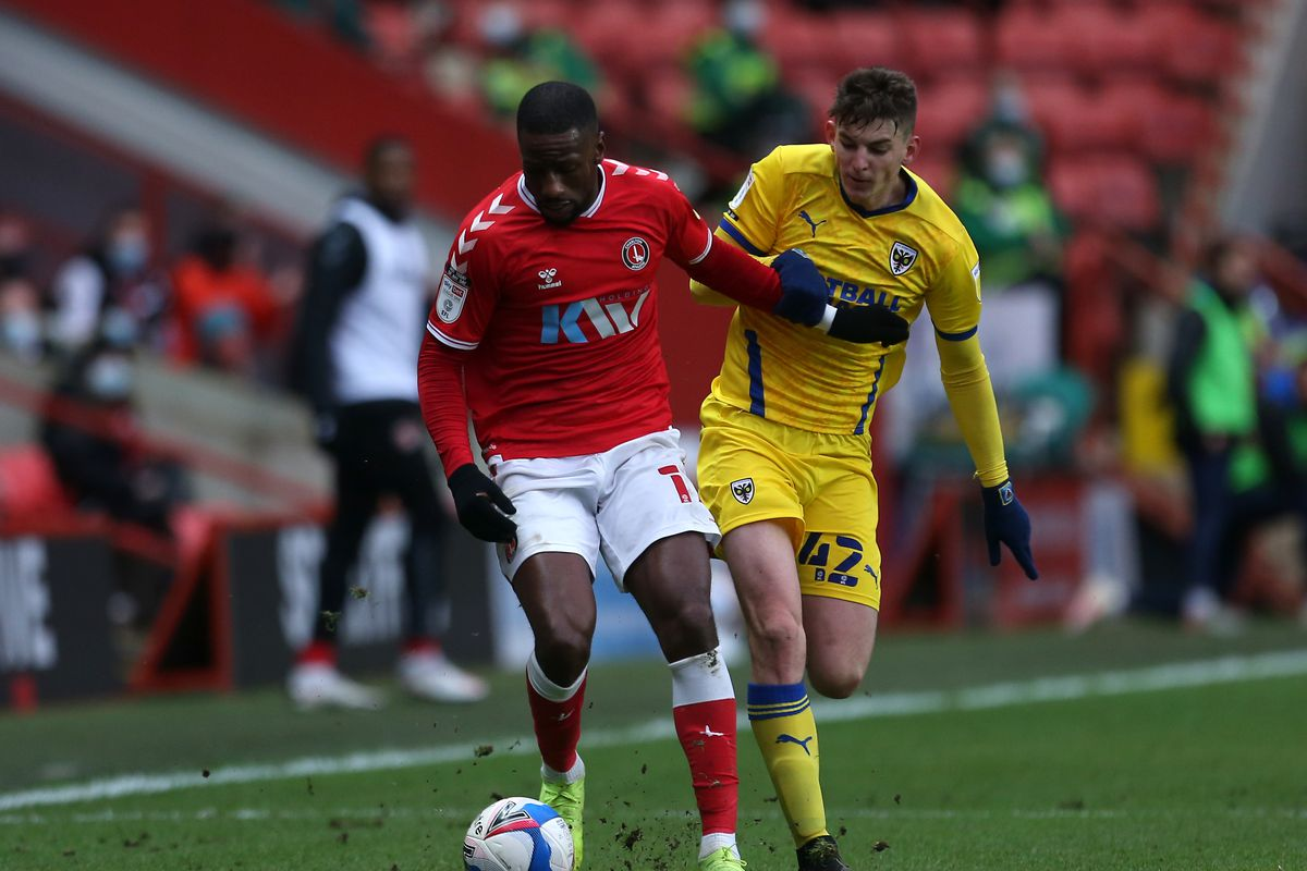 Charlton Athletic v AFC Wimbeldon - Sky Bet League One - The Valley