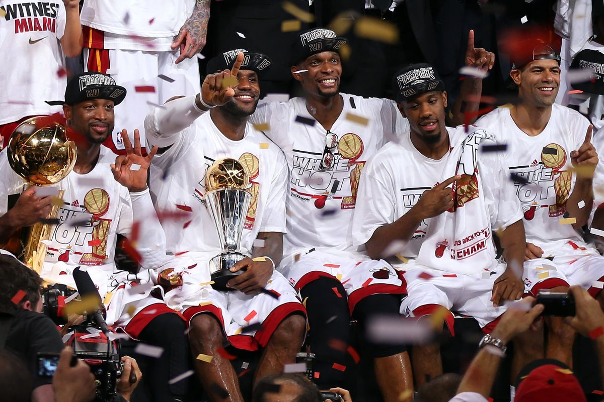 Miami Heat parade streaming: How to watch the 2013 NBA ...