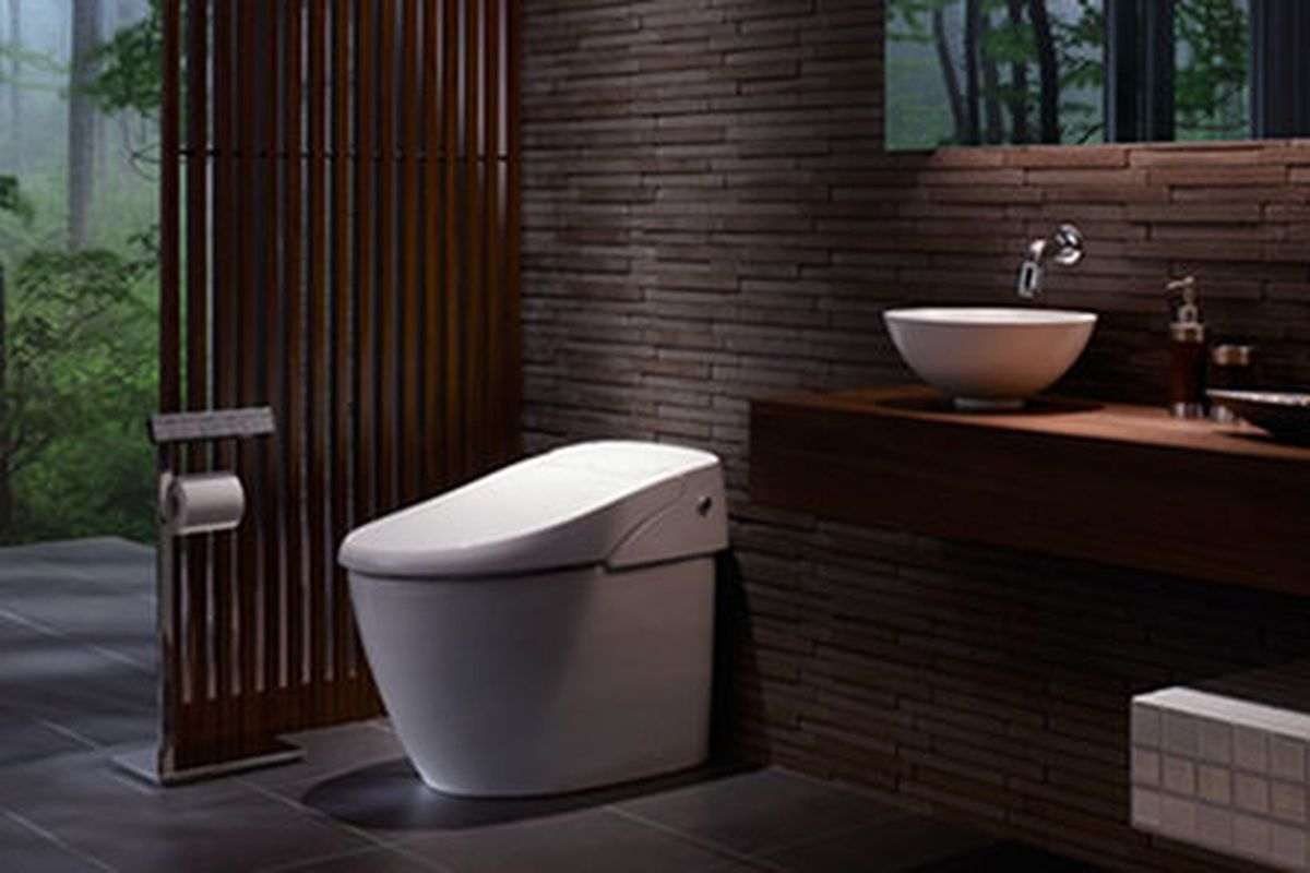Japanese Toilet Answers Nature S Call Via Android The Verge