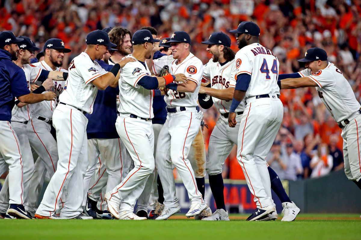 Astros vs. Rays: 2019 American League Division Series ...