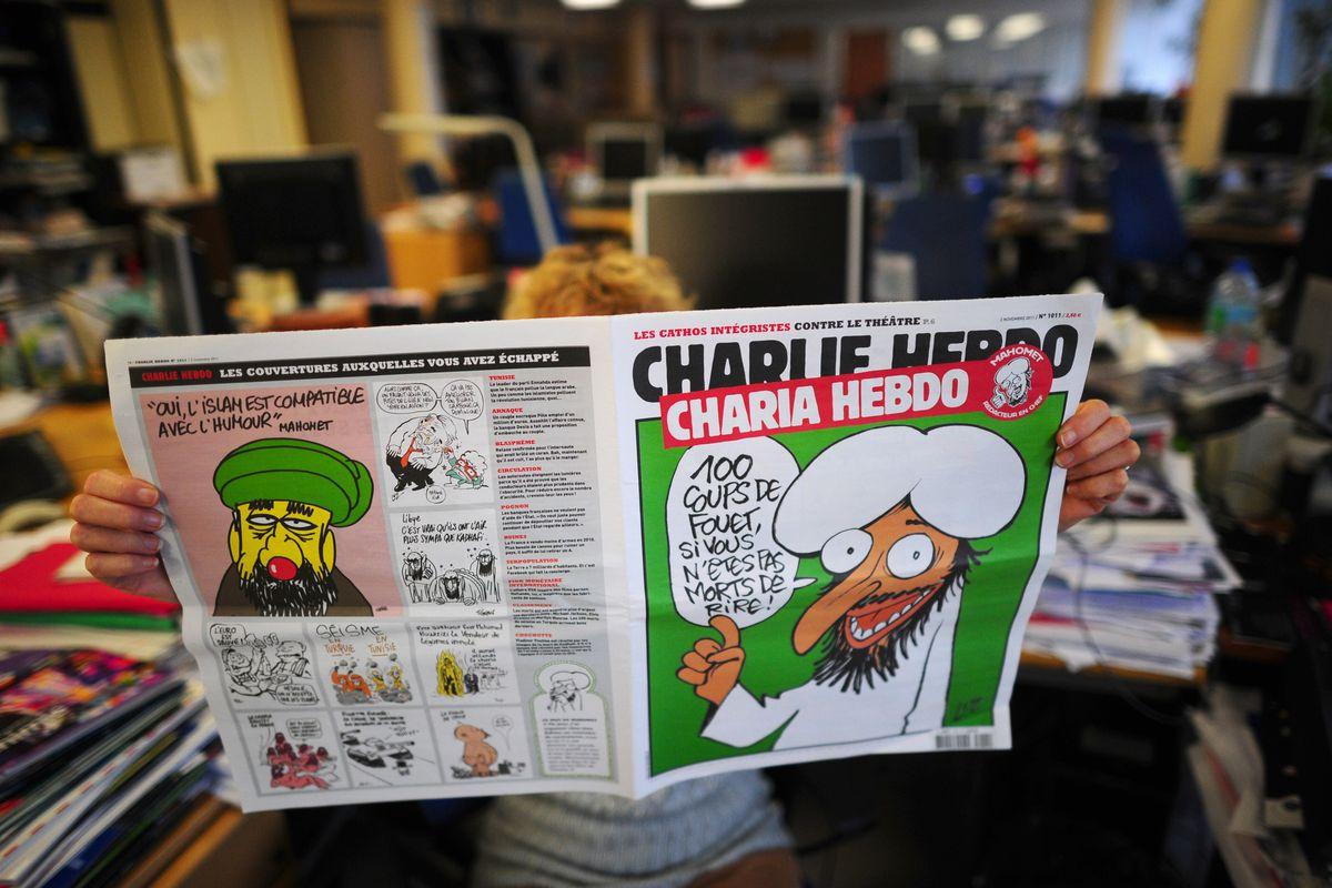 On Charlie Hebdo's Aylan Kurdi cartoon - Vox