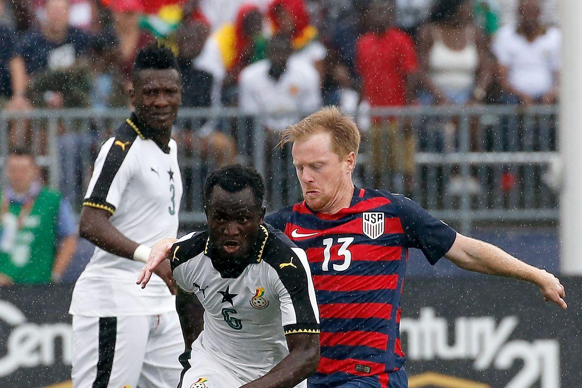 Ghana v United States
