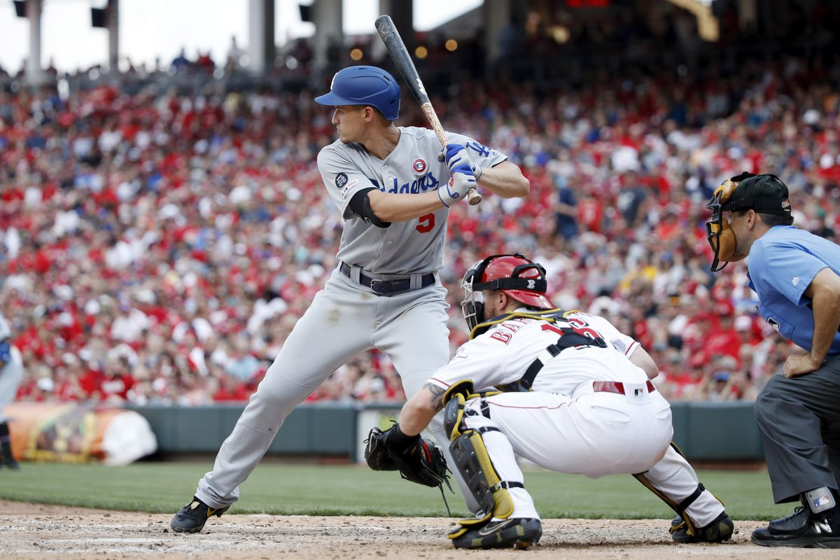 Cincinnati Reds links - Interest in Dodgers shortstop Corey Seager