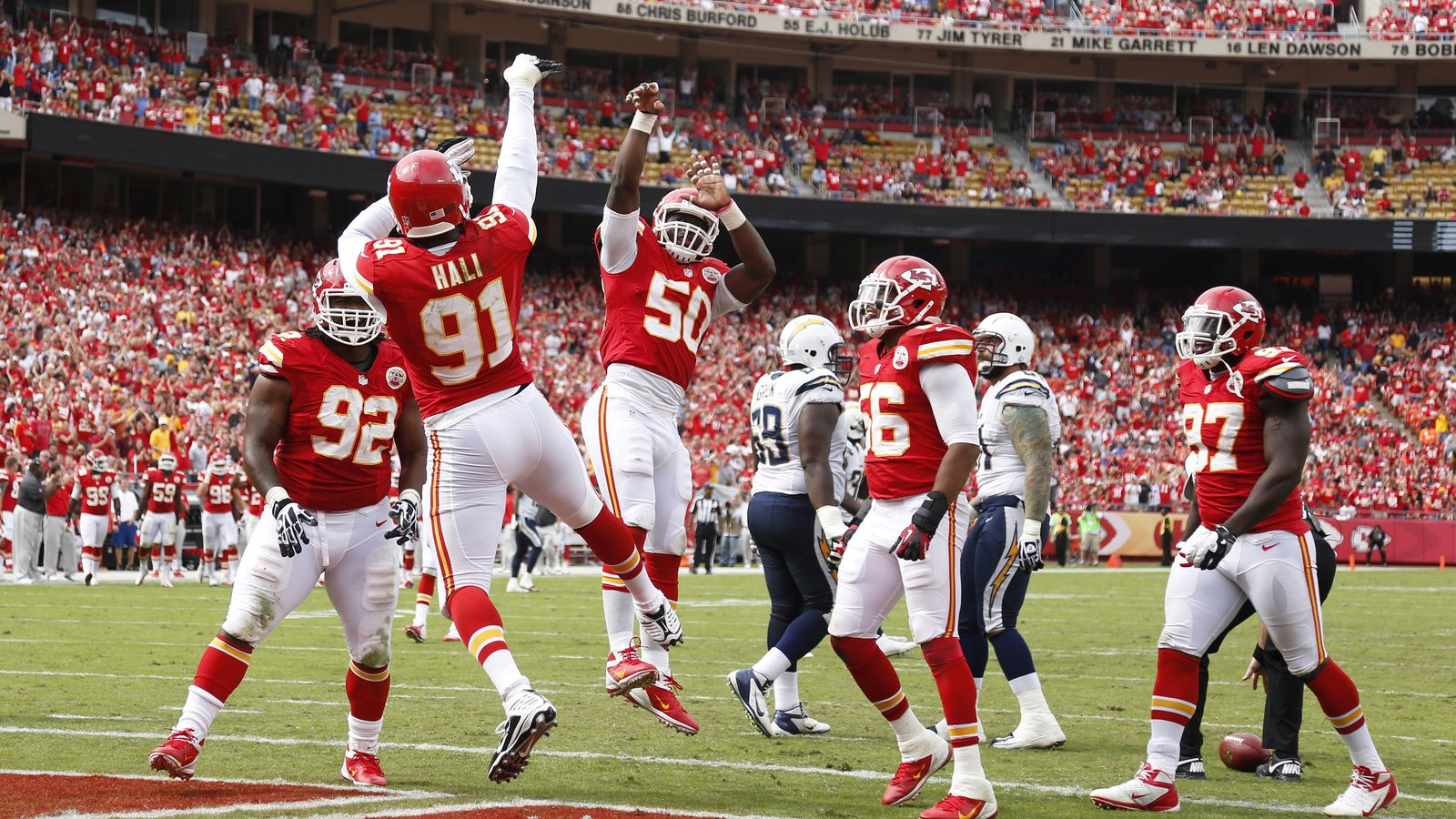 Chargers Vs Chiefs 2013 Is It The Pass Rush Or The