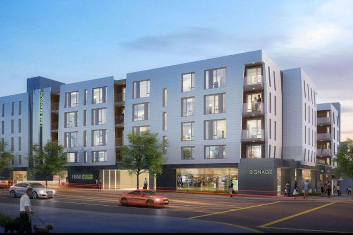Los Feliz Neighborhood Council Backs 5 Story Apartment Complex At Franklin Western