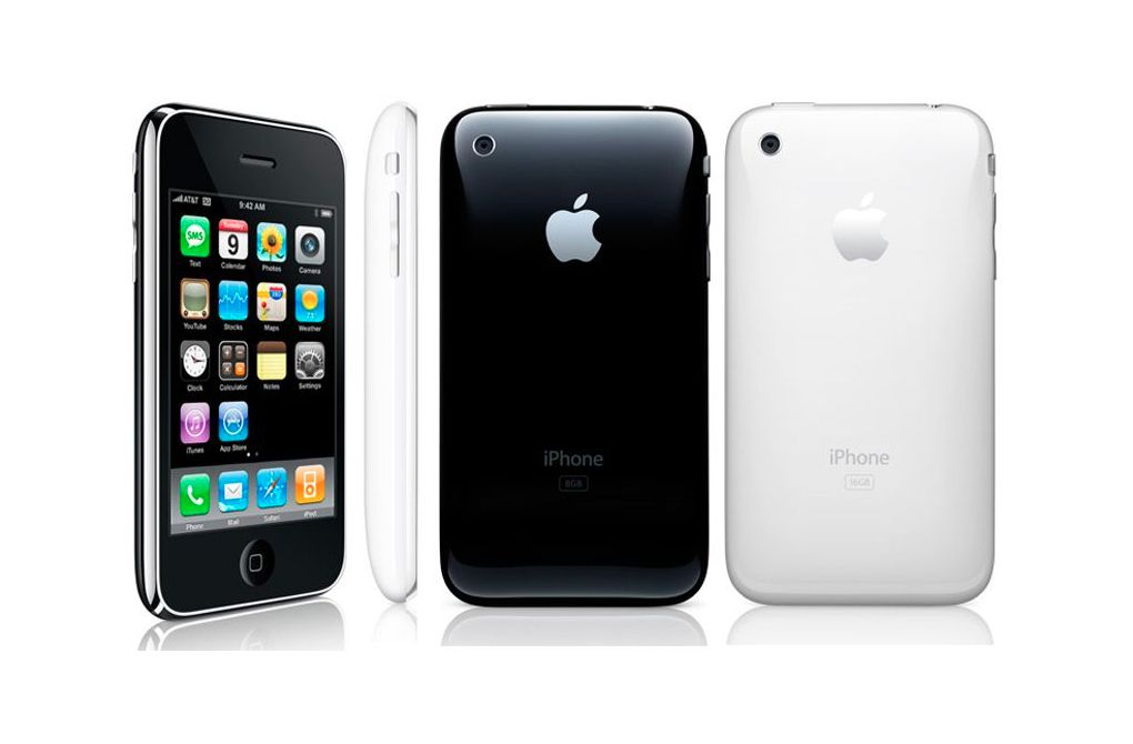 when did first iphone come out iphone a visual history the verge 2227