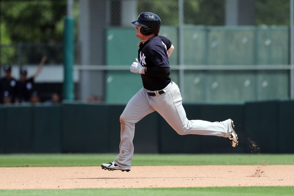 Yankees complete spring training schedule with victory over the Twins