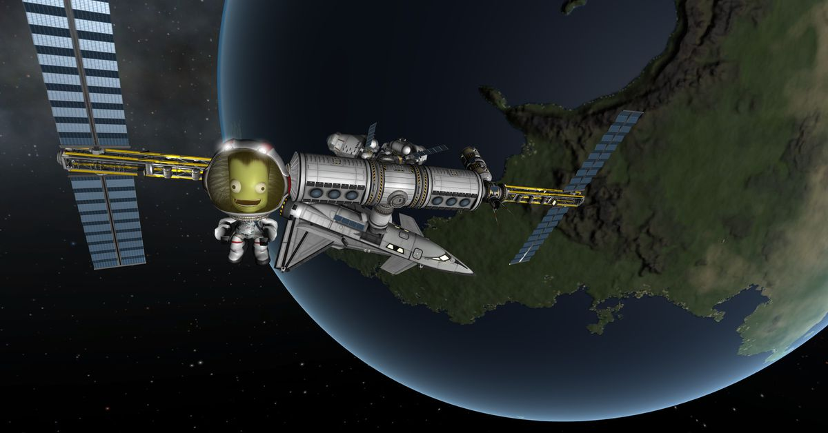 Kerbal Space Program 2 delayed again, until fiscal year 2023