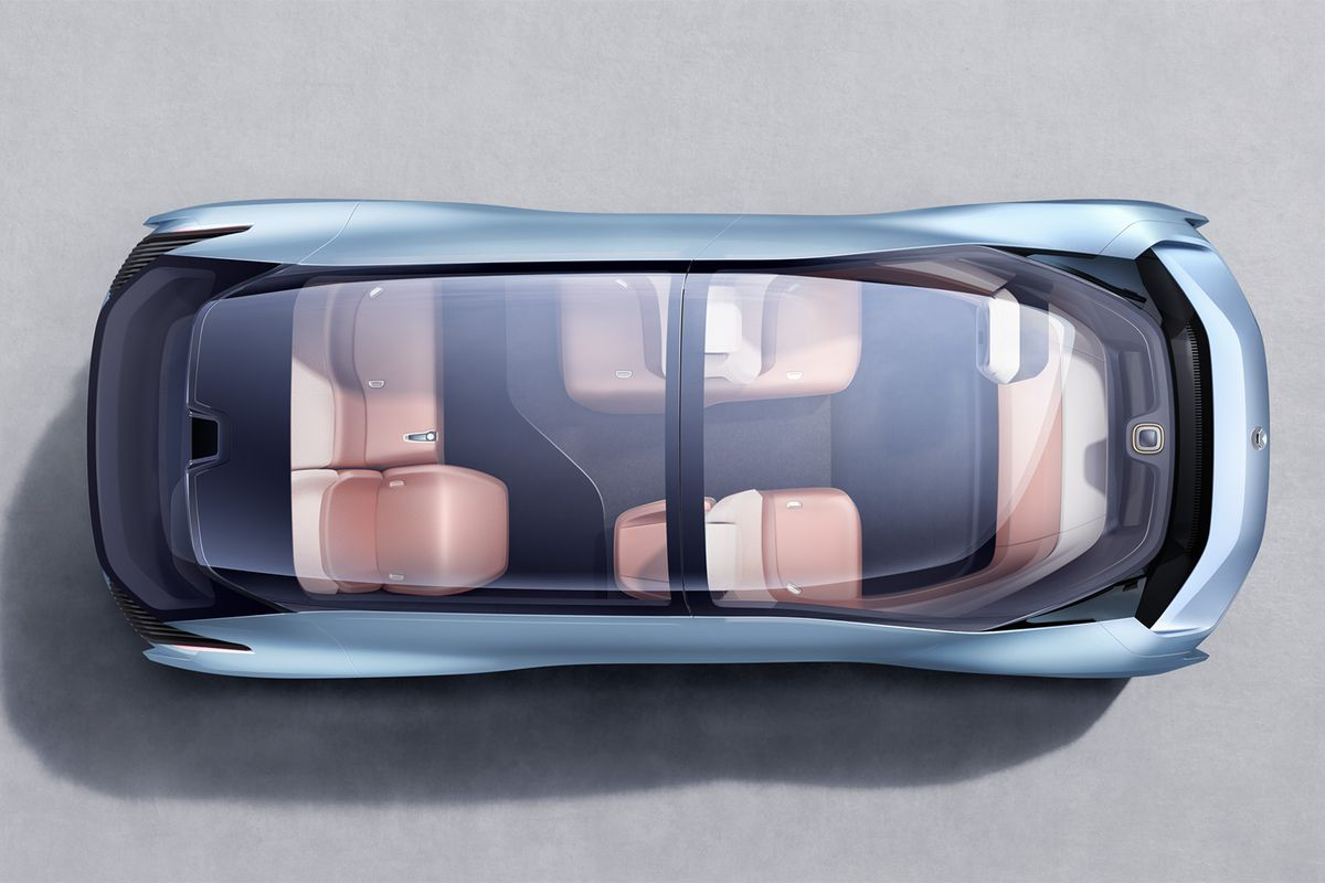 Autonomous Car Startup Nio Unveiled Its Self Driving