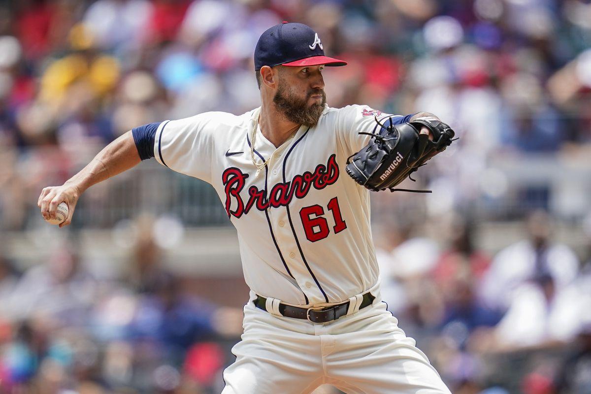 MLB: Game One-San Diego Padres at Atlanta Braves