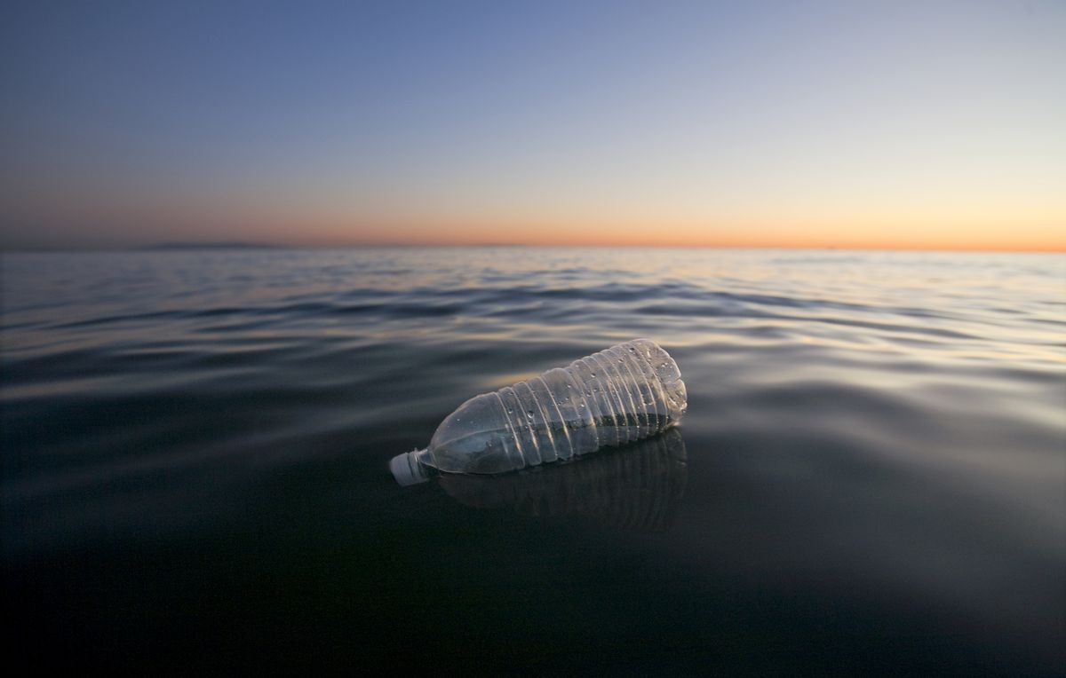 Microplastics are increasingly making their way into the water supply.