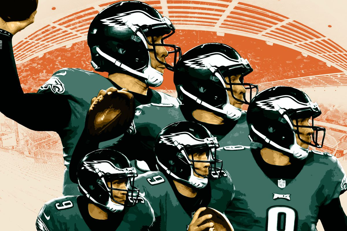 online store dab8c e251c Nick Foles Is Writing a Backup QB Story Unlike Any Other ...