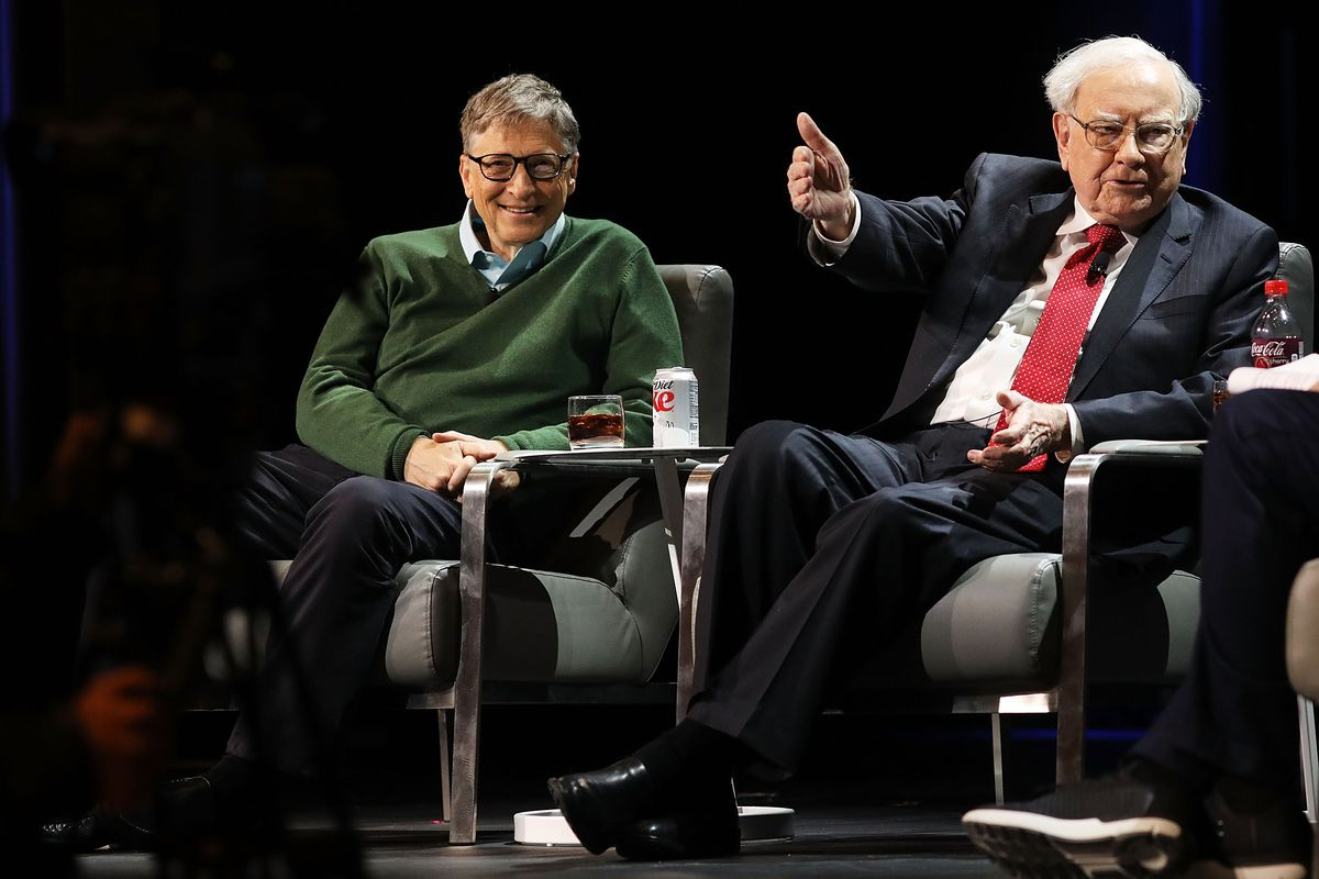 Bill Gates And Warren Buffet S Giving