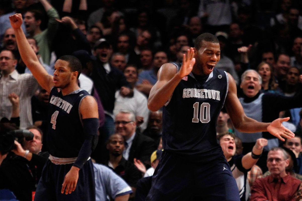 Big East Basketball Tournament - Georgetown v Marquette