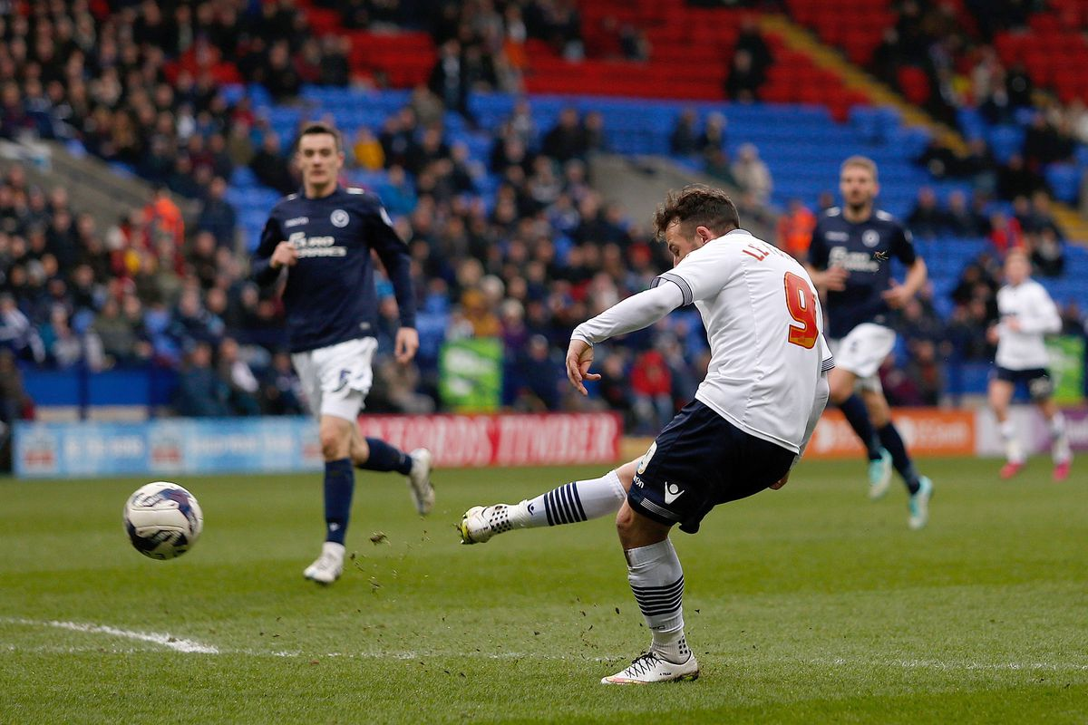 Bolton Wanderers v Millwall - Sky Bet Championship