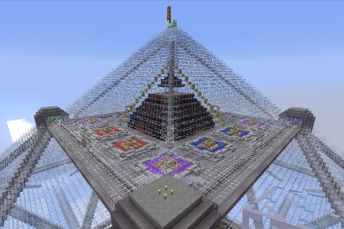 Oceana Mega Pyramid