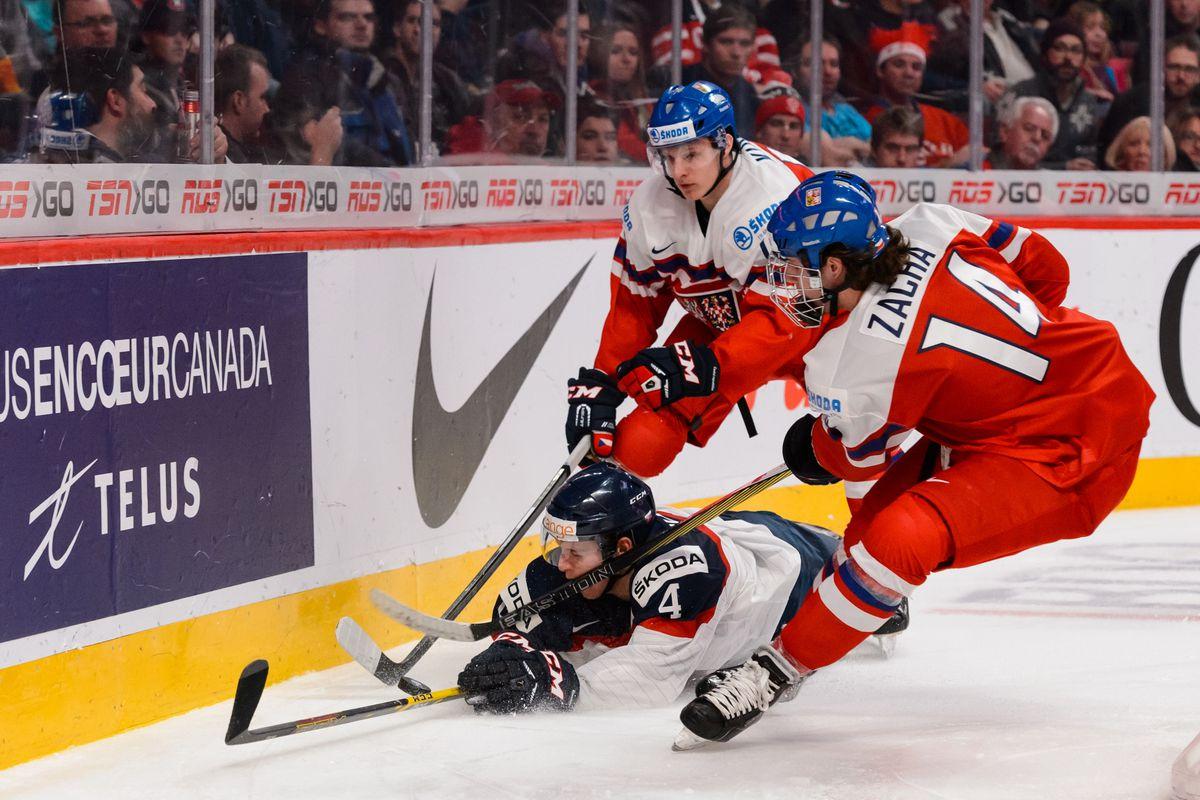ac4e32522 Pavel Zacha  2015 NHL Draft Prospect Profile - All About The Jersey
