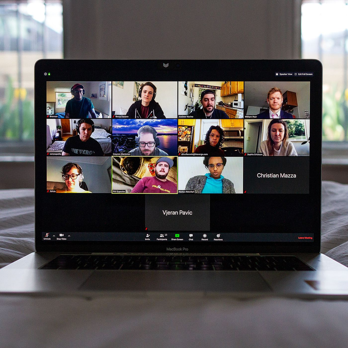 How To Record Video Meetings On Zoom Google Meet And Skype The Verge