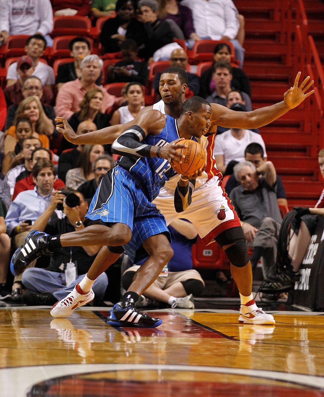 Orlando Magic v Miami Heat