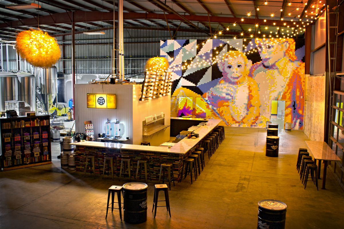 Modern Times Beer Becoming Ca S First Employee Owned