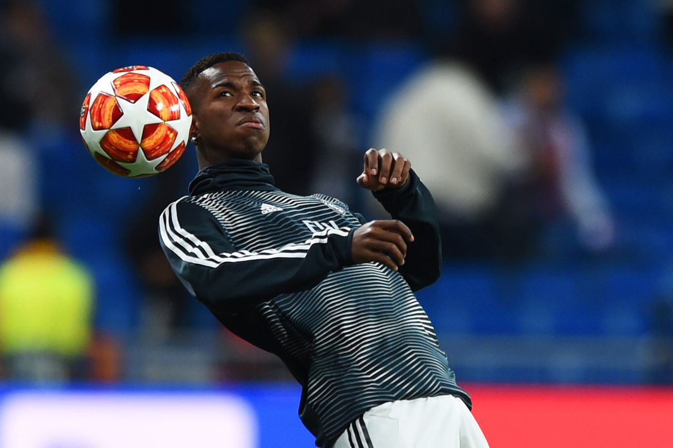 Vinicius speaks about his relationship with Zidane, his first season in Real Madrid