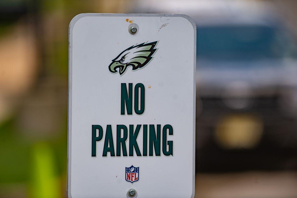 NFL: JUL 25 Eagles Training Camp