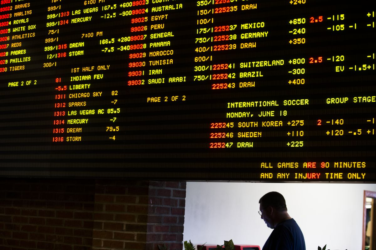 Sports Betting In Delaware