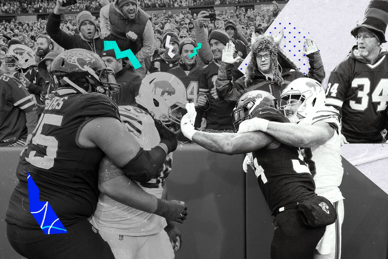 The Bills and Jaguars are becoming the NFL's silliest (and best) rivals