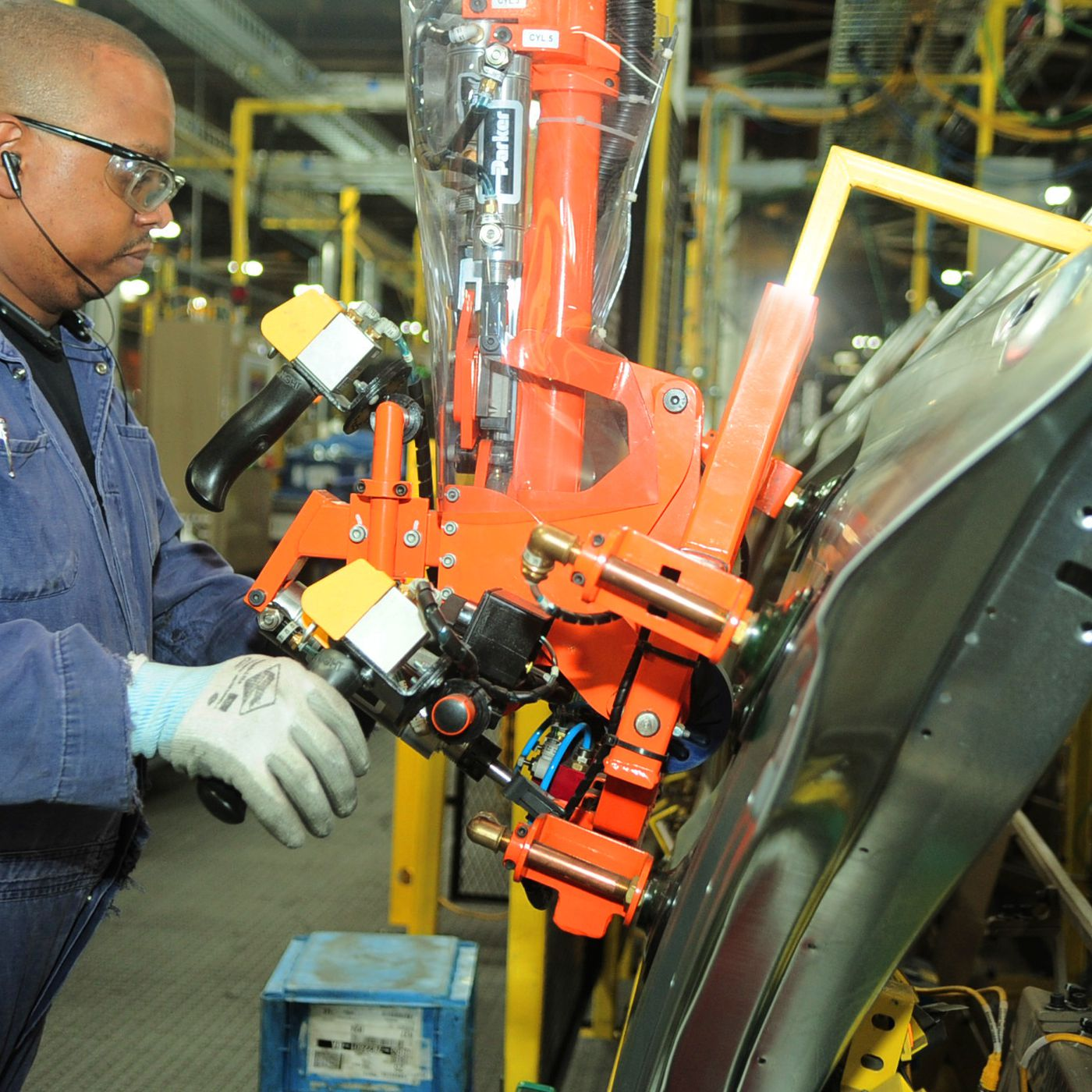 Ford Motor Co Adding 450 Jobs On Chicago S Southeast Side